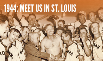 1944 Baseball History