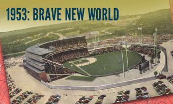 1953 Baseball History
