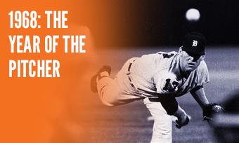 1968 Baseball History