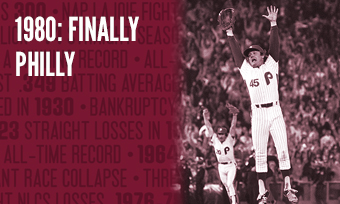 1980 Baseball History