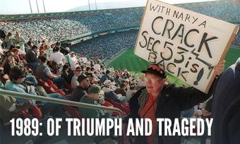 1989 Baseball History