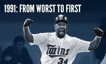 1991 Baseball History