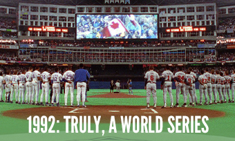1992 Baseball History