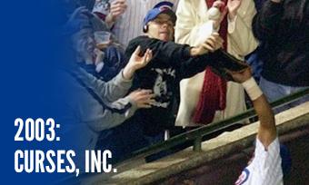 2003 Baseball History