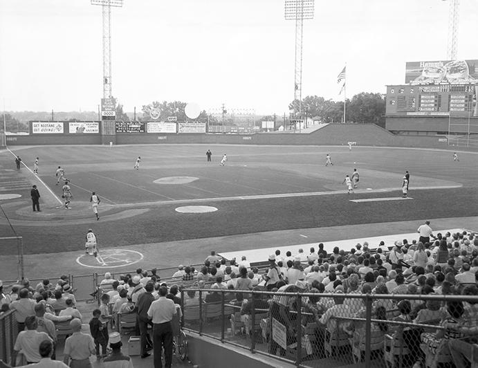 Kansas City Municipal Stadium, 1966