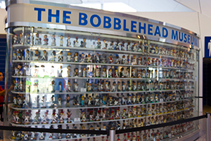 The Bobblehead Museum, loanDepot park